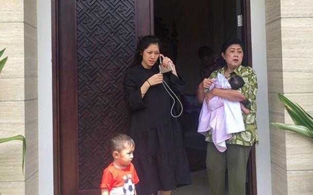 Ani Yudhoyono Sregep Selamatkan Cucu Saat Gempa Goyang Jakarta