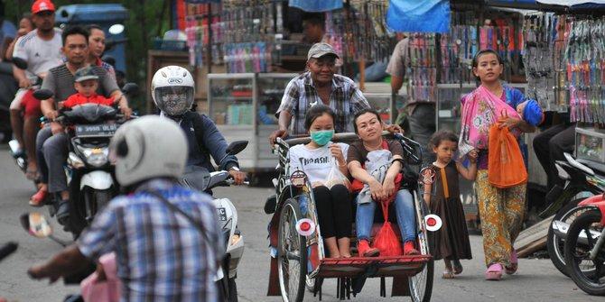 Presiden Buruh Said Iqbal Dukung Anies-Sandi Legalkan Becak