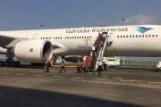 Pekerja Prihatin Atas Penurunan Pelayanan Garuda Indonesia