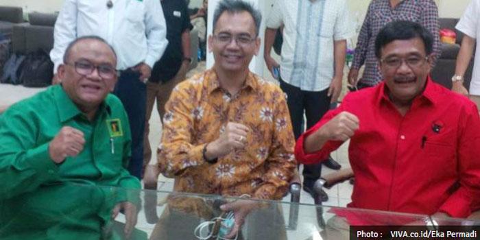 PPP Bantah Copot Pengurus DPW Sumut yang Tolak Djarot-Sihar