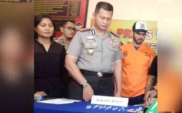 Fachri Albar Ditangkap Polisi Terkait Kasus Narkotik