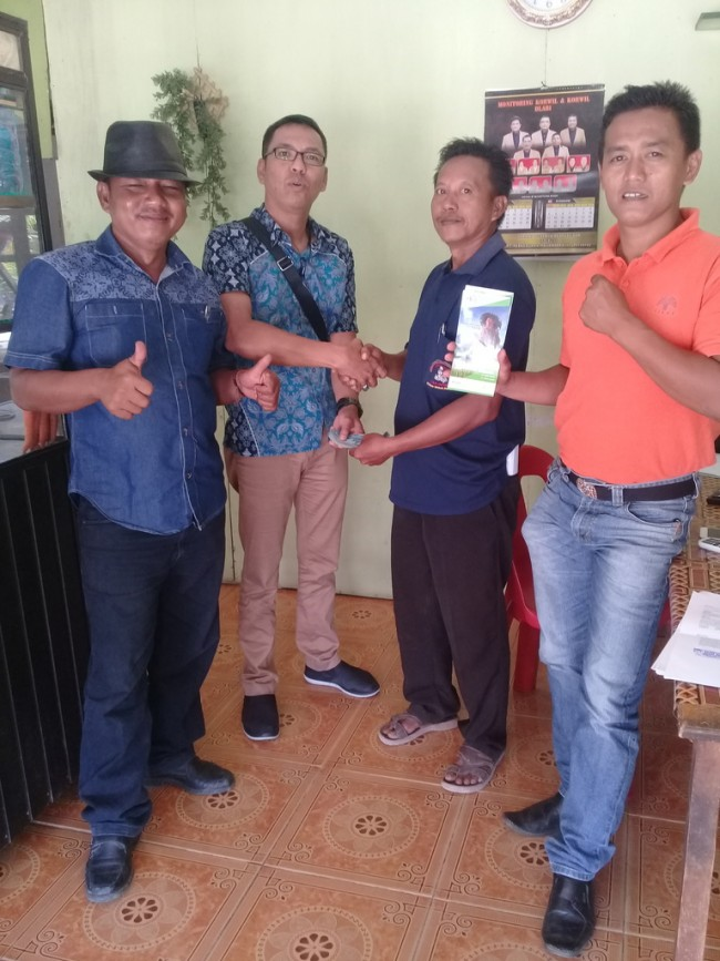 Gagal Panen Asuransi JASINDO Tanggung Resiko Petani