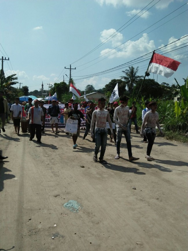 Masyarakat Rambung Merah Menangkan Gugatan KIP, DLH Simalungun di Minta Transfaran