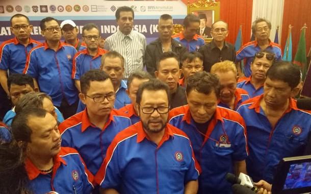 Rapimnas KSPSI Dukung Presiden Jokowi Dua Periode