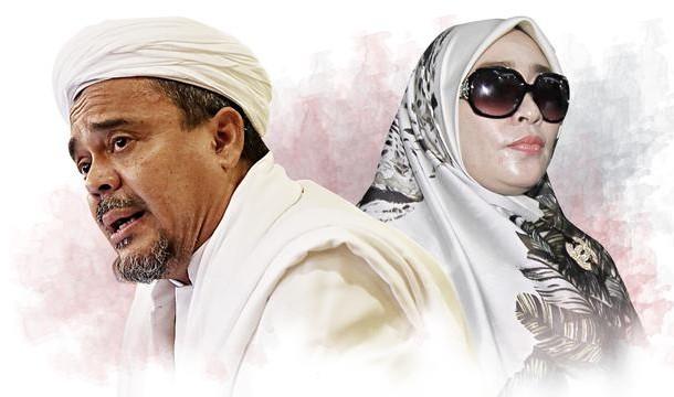 Reaksi Firza Husein soal Kabar Kepulangan Rizieq Shihab