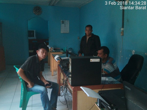 Hanya Karena Sebatang Rokok Seorang Wartawan Media Online di Pukuli Oknum Polisi