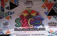Siantar Scout Skill Cup 2018 Berlangsung Sukses