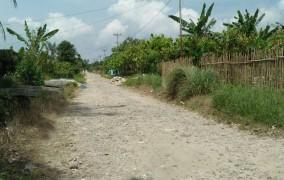 Minim Pembangunan, Warga Nagori Simbolon Tengkoh Kecewa Pada Pemkab. Simalungun