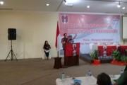 Pelantikan GMNI Kota Siantar dan Dialog Kebangsaan Berlangsung Sukses