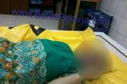 Wanita Uzur Letty Sitio Tewas dalam Keadaan Tergantung