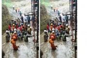 Seorang Pekerja yang Tertimbun Proyek Tol Manado-Bitung Berhasil Ditemukan