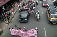 Pedagang BALIMPEL Pasar Horas Kembali Unjuk Rasa