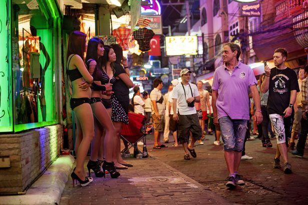 Menengok Kota Bisnis Prostitusi Terbesar di Dunia