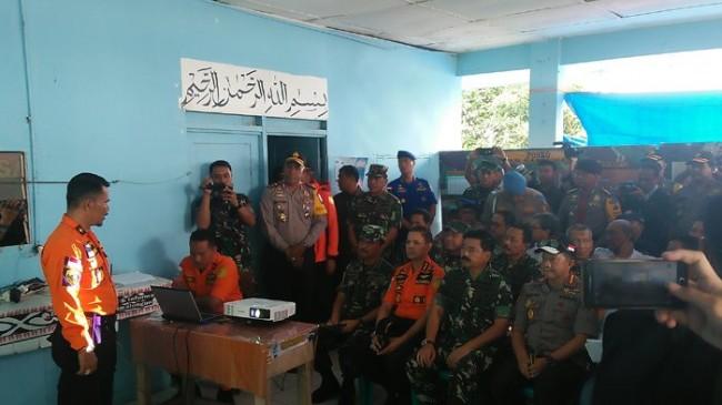 Cari Posisi KM Sinar Bangun, Panglima TNI Datangkan Alat Canggih TNI AL, Mampu Menyelam 600 Meter