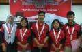 DPK GMNI UNIMED Gelar Seminar Kepemimpinan dan Pelantikan Pengurus Periode 2018-2019