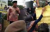 Detik-detik Edy Rahmayadi Usir Demonstran Perempuan saat Menginterupsi Ucapannya