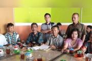Diniaya Istri Oknum TNI, PARTOBUNA Akan Perjuangkan Keadilan Bagi Serti Butar-butar
