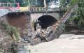 Curah Hujan Cukup Tinggi Kota Siantar Dilanda Banjir dan Longsor