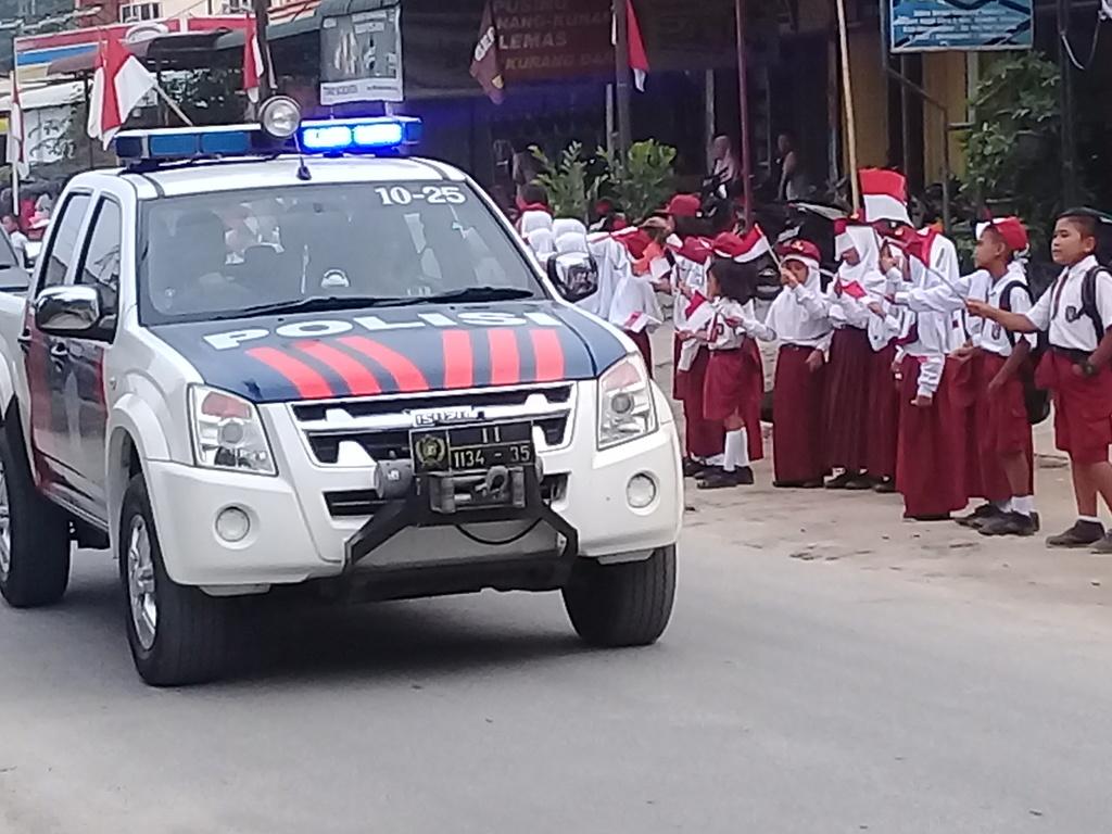 Peringatan Hari Kesaktian Pancasila di Tugu Letda Sujono, Gubsu Edy Ramayadi Disambut Meriah