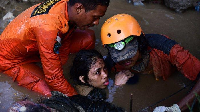 Cerita Korban Gempa Palu: 48 Jam Terjebak dalam Reruntuhan
