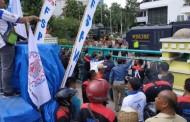 UMK Medan Diusul Rp.3 Juta Tak Disepakati, Buruh Walk Out