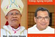 Uskup Agung Medan Yang Baru, Kornelius Sipayung OFMCap