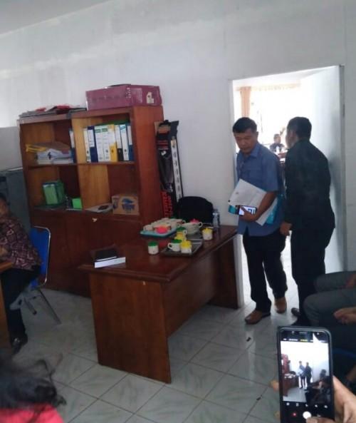 Rapat Banggar Soal Evaluasi APBD 2019 Humbahas Oleh Gubsu