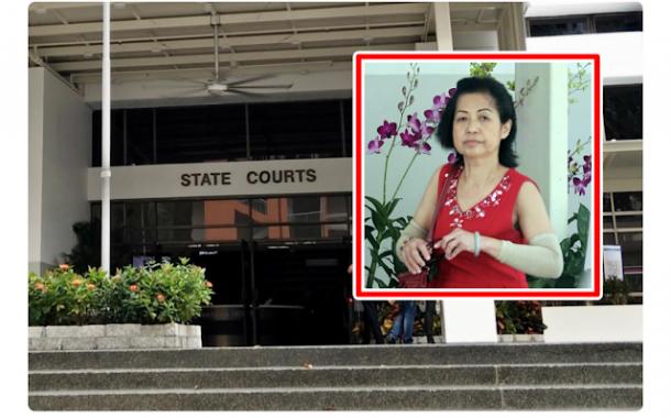 Akhirnya Majikan Yang Aniaya Ema TKW Indonesia Di Singapura Dipenjara dan Denda