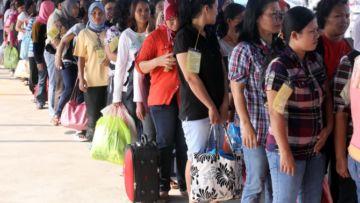 Thailand Tetapkan ARC Untuk Pekerja Migran