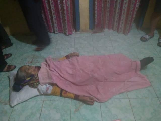 Selamatkan Cucu dari Perkosaan, Nenek Tewas Dibunuh