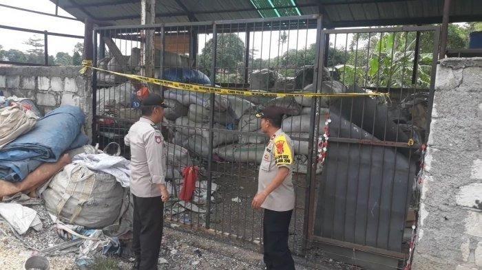 Tewasnya Sariman Pekerja di Mesin Pencacah Plastik, Polisi Periksa 3 Saksi