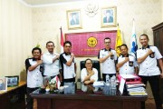 Himpun Ide dan Gagasan, Rektor USI DR.Corry Purba Gelar Silaturahmi dengan Alumni