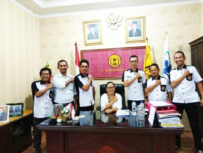 Himpun Ide dan Gagasan, Rektor USI DR.Corry Purba Silaturahmi dengan Alumni