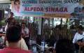 """Bersama Alpeda Sinaga, Diskusi """"Ngobrol Santai Soal Siantar"""""""