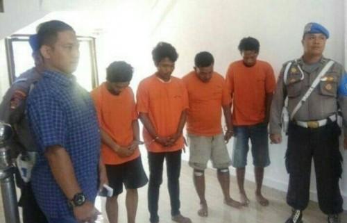 Polisi Tangkap Pria yang Beri Perintah Menganiaya Kader IPK Almarhum Jarisman Saragih