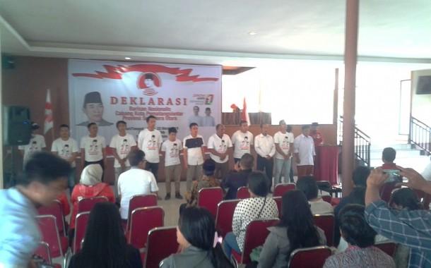 Menjaga dan Merawat Nasionalisme, Deklarasi dan Pelantikan PC Barisan Nasionalis Kota Siantar Sukses