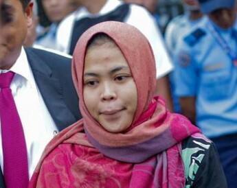 Jokowi Ungkap Proses Panjang Pembebasan Siti Aisyah