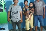 JAMAN Siantar Kunjungi Keluarga TKI Asal Siantar Jonathan Sihotang