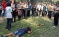 Seorang Wanita Tewas, Bersimbah Darah Di Areal Kebun Laras PTPN IV