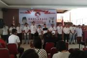 BARNAS Siantar Sosialisasikan Tema Kerja Capres RI Joko Widodo