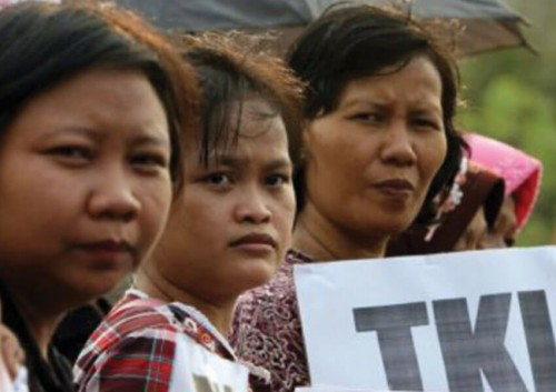Siksa 3 TKI, Pusutri Tokoh Masyarakat Ditangkap