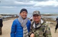 Direktur TKN dan Wakil Ketua BPN Gelar Zikir di Hutan Sancang Garut
