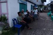 Anggota Linmas TPS 3 Kelurahan Baru Meninggal dunia