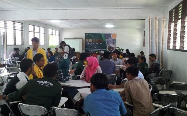 Fakultas Pertanian USI Gelar Seminar dan Workshop Urban Farming