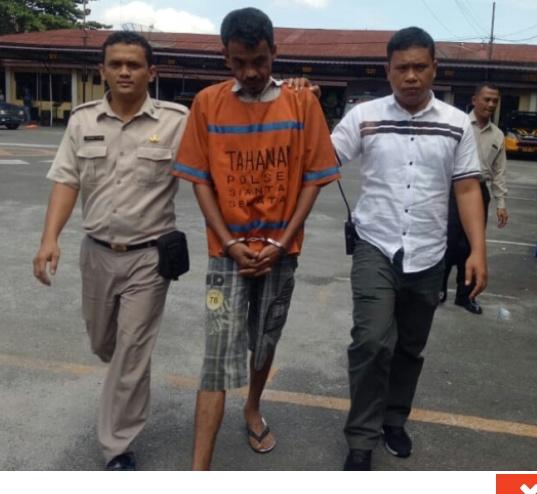 Pembunuh Penjual Rujak Asal Siantar Divonis 12 Tahun, Isteri Korban: Saya Tak Terima..