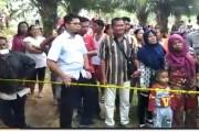 Rekonstruksi Pembunuhan Ngatiem Di Areal PTPN IV Nyaris Ricuh
