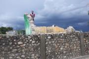 Butar-Butar Panarsar dan Pangarop Gelar Rapat Pembangunan Tugu di Sigaol