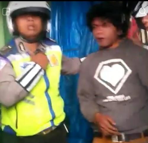 Dua Pelaku Jambret Ditangkap di Siantar, Nyaris Diamuk Massa
