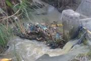 Irigasi Rusak Total, Sawah Petani Pematang Bandar Longsor