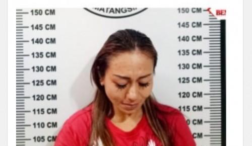 Simpan Narkoba Didalam Kamar, Fatmawati Ditangkap Sat Resnarkoba Siantar